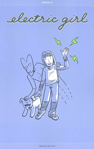 Electric Girl Book 2 cover
