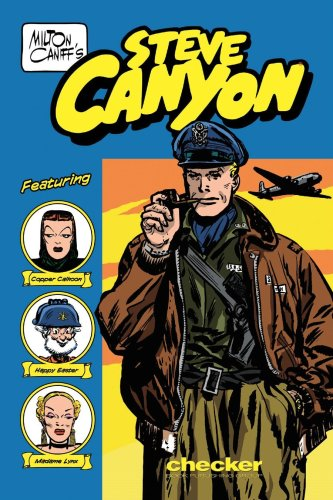 Steve Canyon 1947 cover