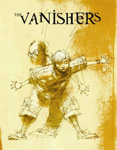 The Vanishers cover