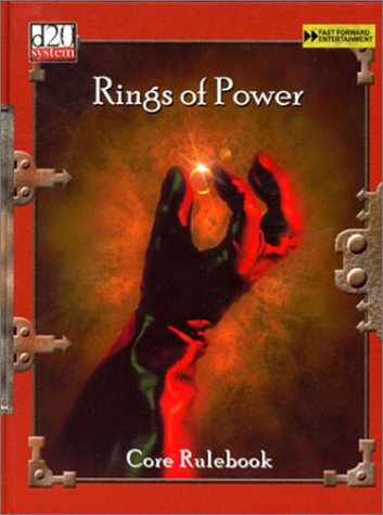 Rings of Power (d20 System), Ward, James
