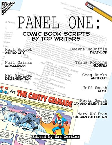 Panel One cover