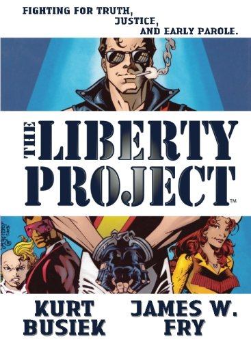 The Liberty Project cover