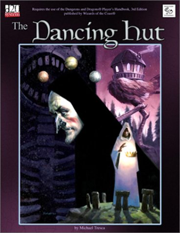The Dancing Hut, Michael Tresca