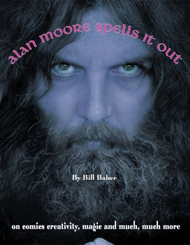 Alan Moore Spells It Out cover