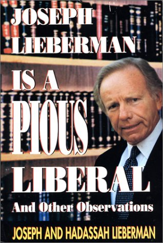 a biography of joseph liebermen Joseph isadore lieberman (february 24, 1942) is a prominent american politician affiliated with the democratic party of that country however, in the elections of 2006, he presented himself as an independent candidate to be able to keep his bank.