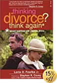 Thinking Divorce Cover