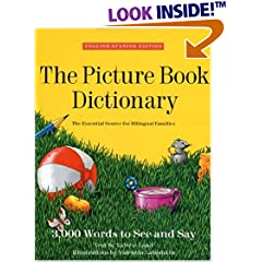 The Picture Book Dictionary/English-Spanish