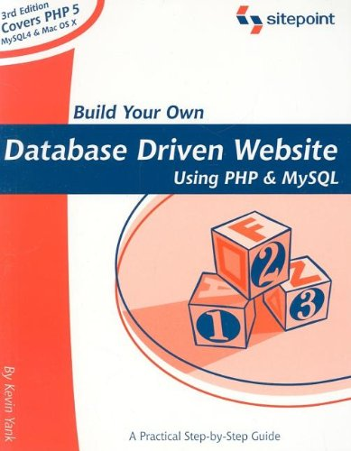 Build Your Own Database Driven Website Using PHP and MySQL