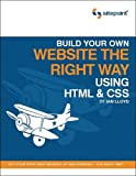 Build Your Own Website The Right Way Using HTML & CSS book cover