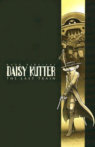 Daisy Kutter: The Last Train cover