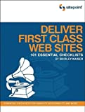 Deliver First Class Web Sites book cover