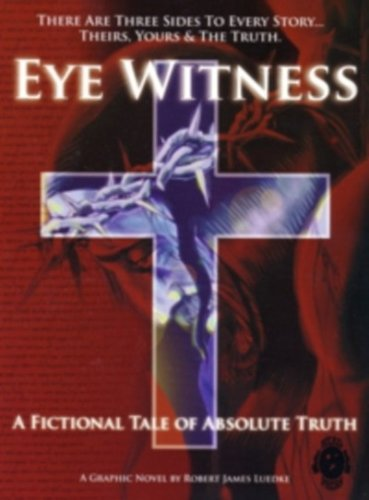 Eye Witness Book 1 cover