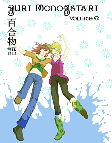 Yuri Monogatari Book 6 cover