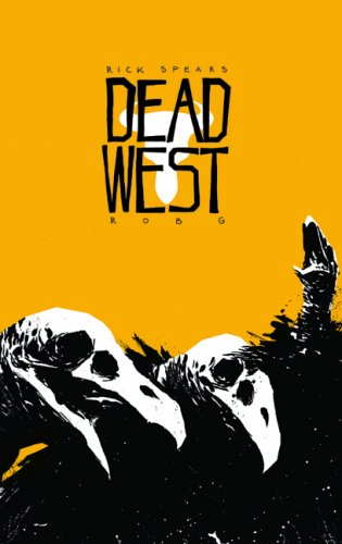 Dead West cover