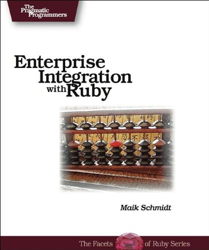 Book Cover: Enterprise Integration with Ruby