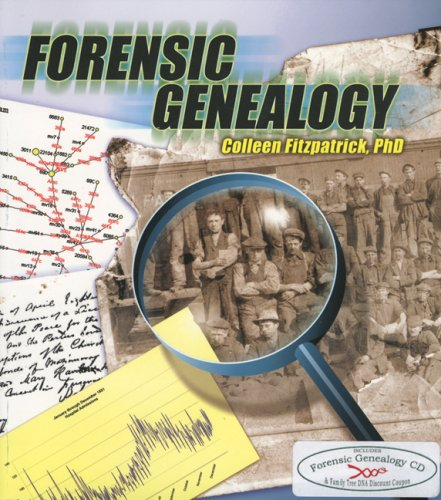 Forensic Genealogy, Fitzpatrick, Colleen