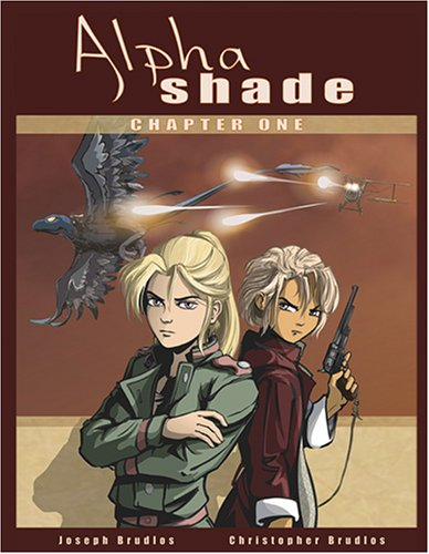Alpha Shade Book One cover
