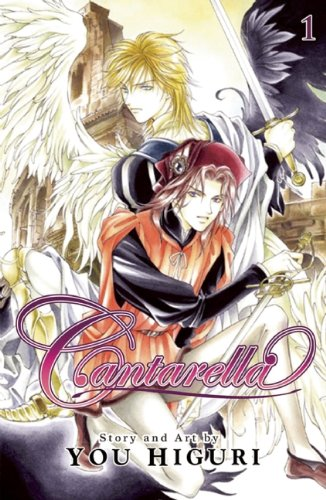 Cantarella Book 1 cover