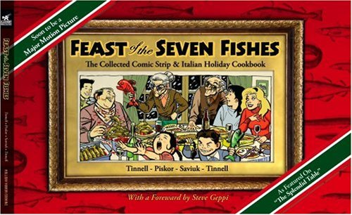 Feast of the Seven Fishes cover