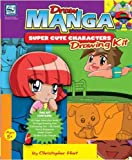 Draw Manga Super Cute Characters Drawing Kit