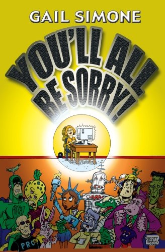 Youll All Be Sorry cover
