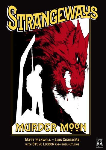 Strangeways: Murder Moon cover