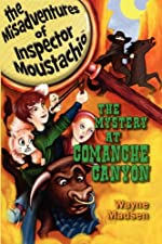 The Mystery at Comanche Canyon