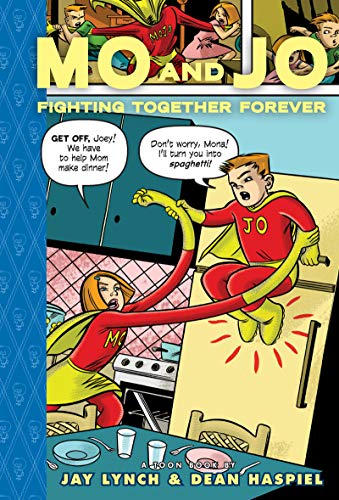 Mo and Jo Fighting Together Forever cover