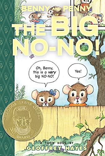 The Big No-No! cover