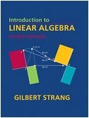 653. Introduction to Linear Algebra, Fourth Edition
