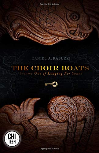 Cover of The Choir Boats by Daniel Rabuzzi