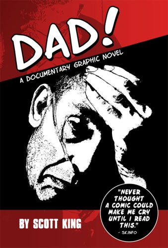 Dad! A Documentary Graphic Novel cover