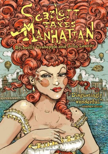 Scarlett Takes Manhattan cover