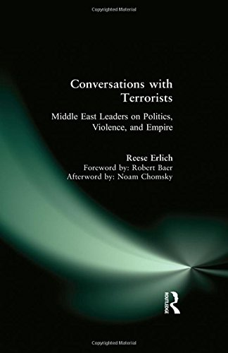 Conversations with Terrorists, by Erlich, Reese