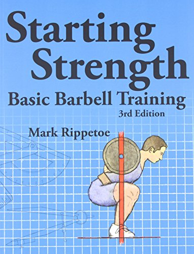 Starting Strength Book Cover Picture