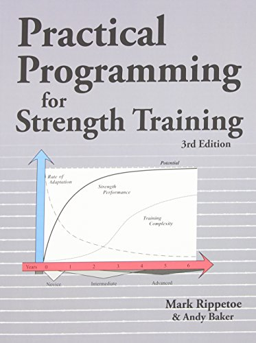 Practical Programming for Strength Training Book Cover Picture
