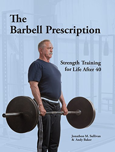The Barbell Prescription Book Cover Picture