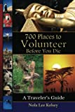 700 Places to Volunteer
