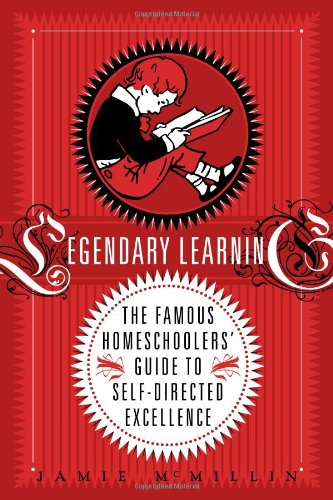 Legendary Learning, by Jamie McMillin