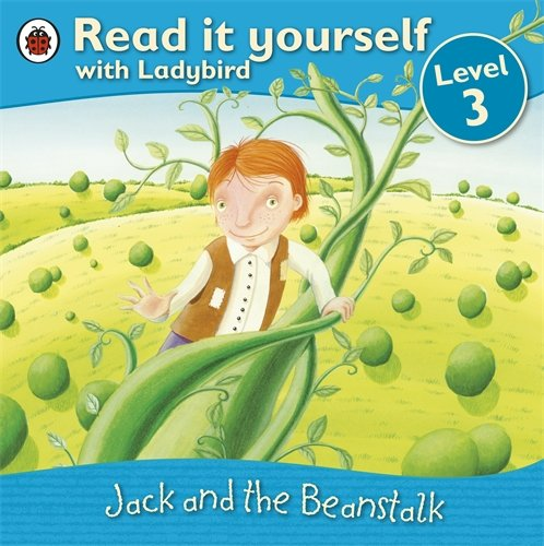 Jack and the Beanstalk/ Jack y los frijoles magicos: Bilingual Fairy Tales (Level 3) (Read It Yourself With Ladybird: Level 3) (Spanish Edition)