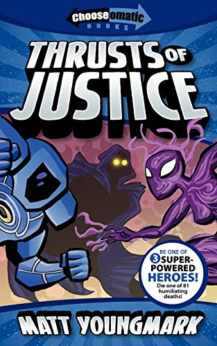 Thrusts of Justice cover
