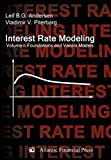 ANDERSEN, PITERBARG: Interest Rate Modeling. Volume 1: 