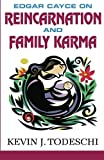 Edgar Cayce on Reincarnation and Family Karma book cover.