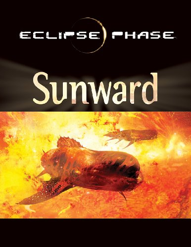 Eclipse Phase Sunward The Inner System