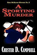 A Sporting Murder by Chester D. Campbell