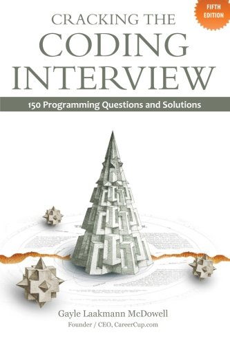 60. Cracking the Coding Interview: 150 Programming Questions and Solutions