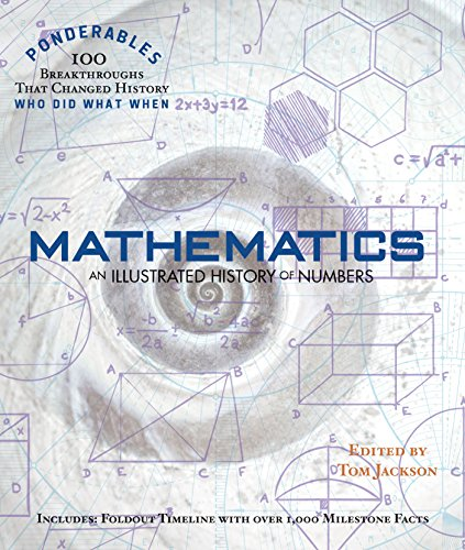 Mathematics: An Illustrated History of Numbers cover