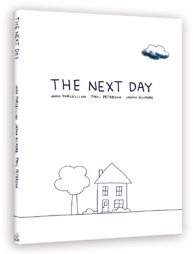 The Next Day cover