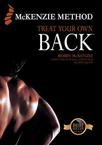 Treat Your Own Back Book Cover Picture