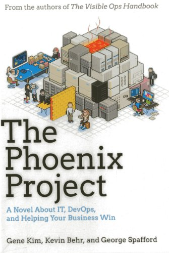 670. The Phoenix Project: A Novel about IT, DevOps, and Helping Your Business Win